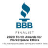 The Hennessey Group Selected as 2020 Finalist for the BBB Torch Awards for Marketplace Ethics